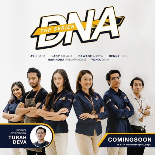 dna the